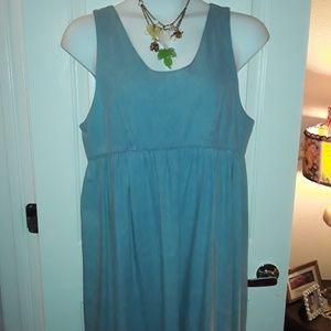 Denim Summer Dress